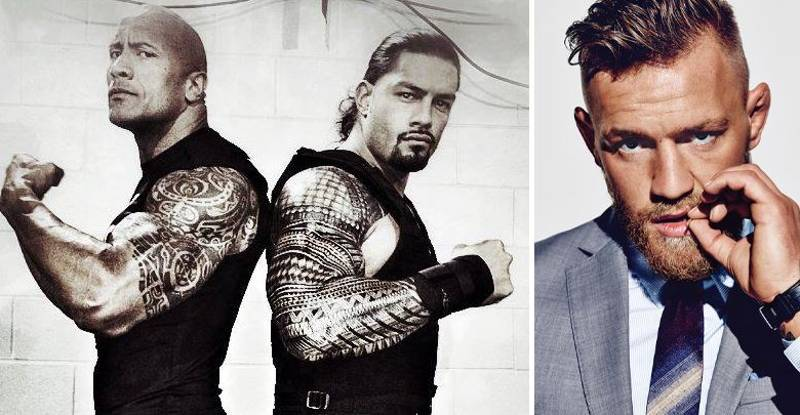 WWE Superstars And Legends Are Firing Shots At Conor McGregor