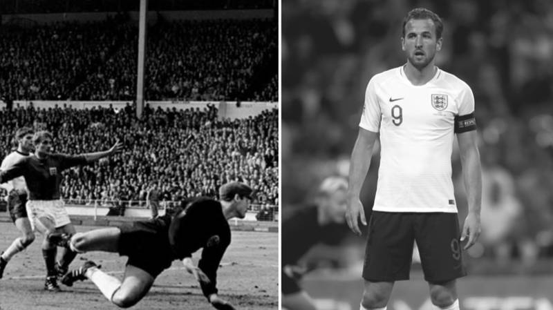 Why The First 25 Seconds Of England Game Will Be Broadcast In Black And White