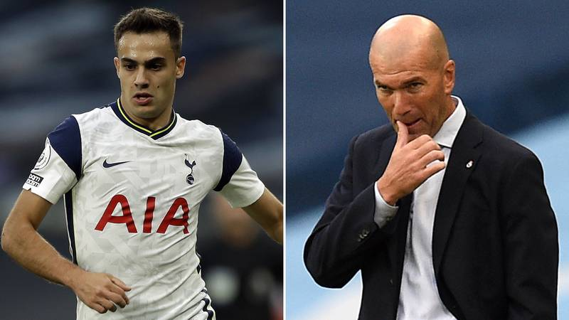 Sergio Reguilon Already Lined Up For Real Madrid Return After Just Four Tottenham Appearances