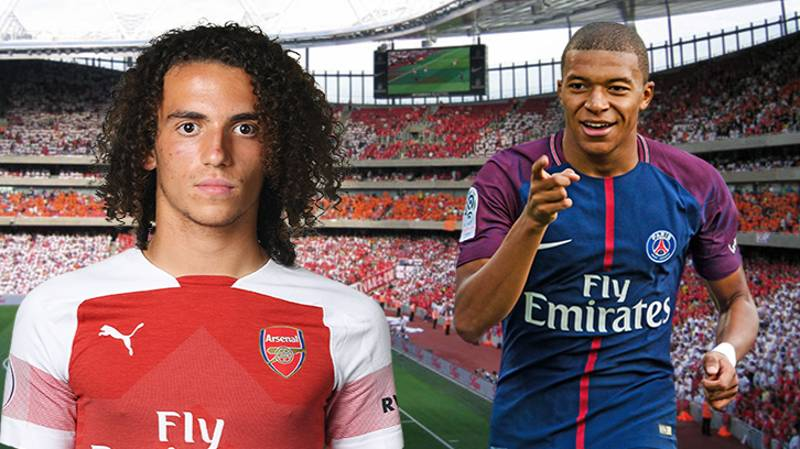 Arsenal Fans Happy For Mattéo Guendouzi To Be Sold, If They Get Kylian Mbappe