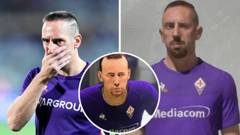 Franck Ribery's FIFA 20 Face To Be Fixed After His Complaint