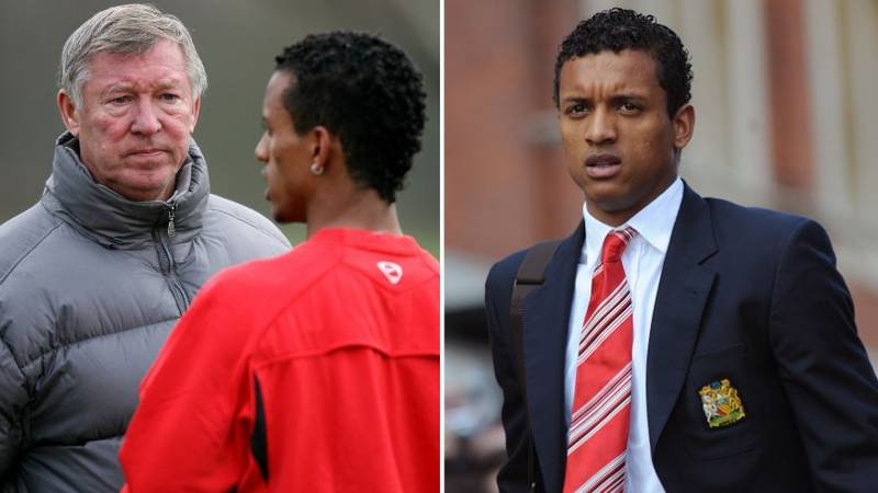 Sir Alex Ferguson Gave Nani The Silent Treatment On Drive Home For Missing A Penalty