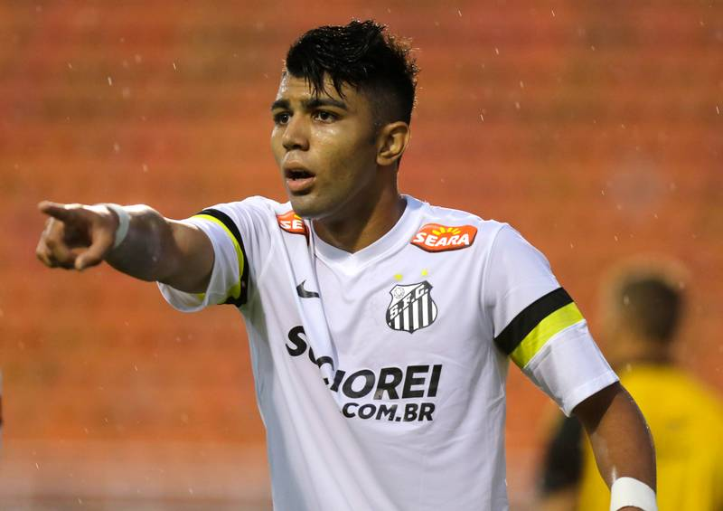 Barca May Sue Santos Over Gabigol's Move To Inter