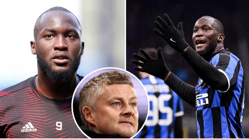 The Unknown Reason Romelu Lukaku Struggled With Weight At Manchester United Last Season