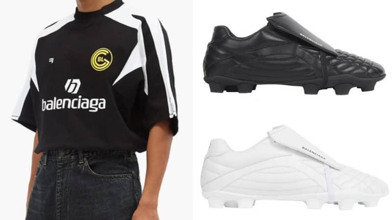 Balenciaga To Release Their Own £595 Football Boots