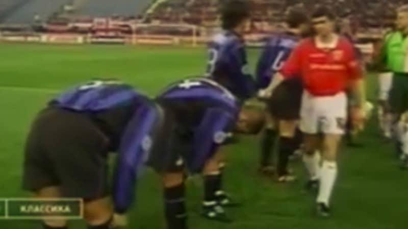 When Roy Keane Mugged Off Ronaldo And Diego Simeone