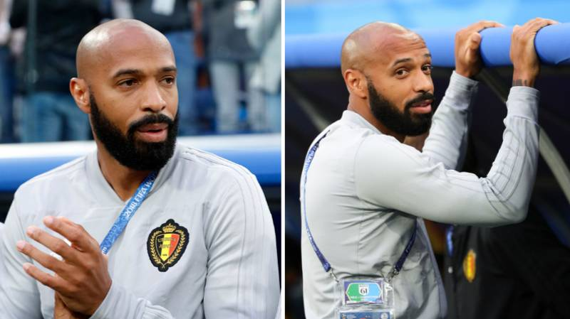 Thierry Henry Lined Up For Huge Championship Job