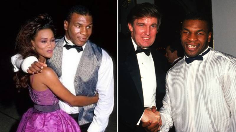 Mike Tyson Once Angrily Confronted Donald Trump And Asked 'Are You F**king My Wife?'