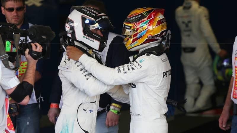 Valtteri Bottas Under No Illusion That Relationship With Lewis Hamilton Could Change
