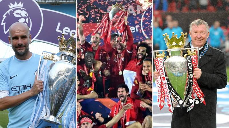 How The All-Time Premier League Table Looks After Liverpool's Title Win