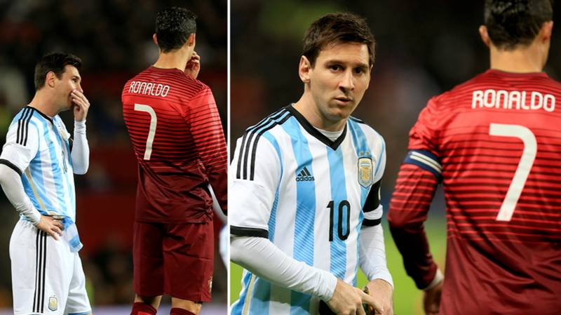 The Brilliant Reason Why Sir Alex Ferguson Would Choose Ronaldo Over Messi