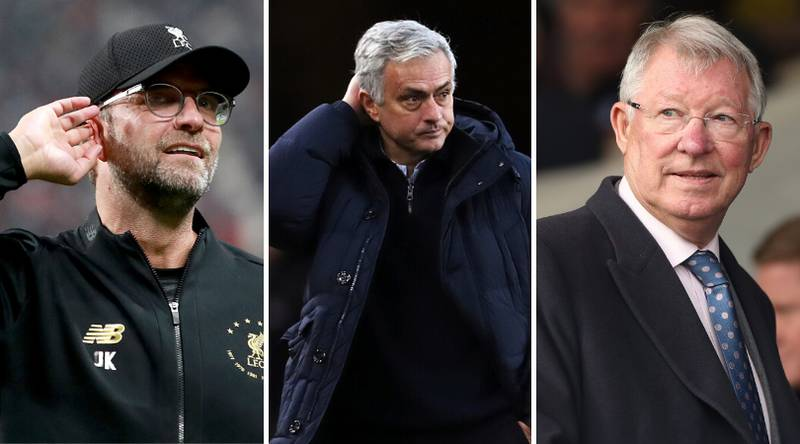 The 10 Best Premier League Managers Of The Last Decade Have Been Ranked