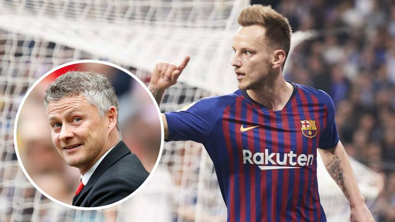 Why Ivan Rakitić Should Snub Manchester United And Remain At Barcelona