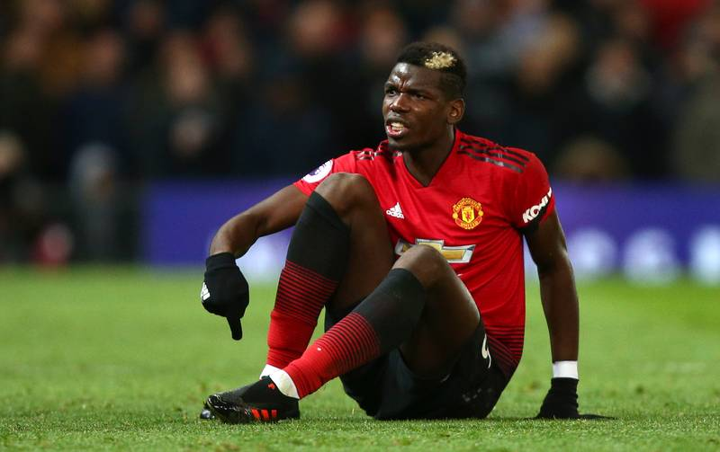 Former Teammate Defends Paul Pogba From Ex Players