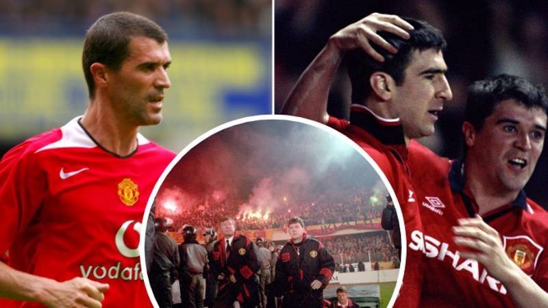 Roy Keane Reveals The One And Only Time He Backed Down From A Fight