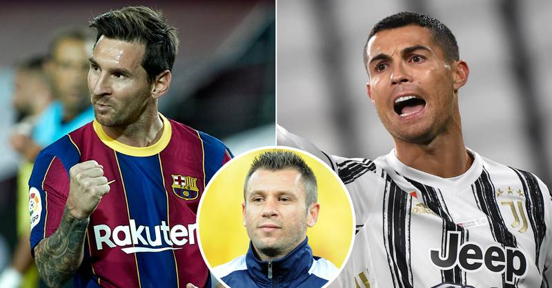 Antonio Cassano Calls Cristiano Ronaldo 'A Manufactured Talent' And Praises Lionel Messi