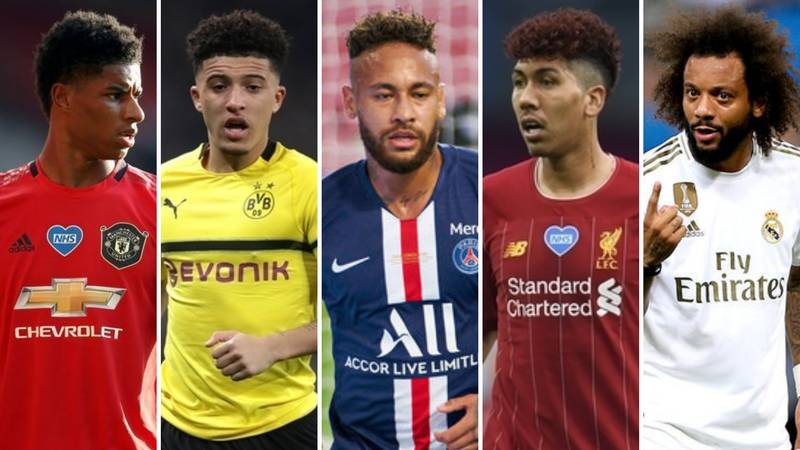 FIFA 21's Full List Of 52 Five-Star Skillers Has Finally Been Revealed By EA Sports