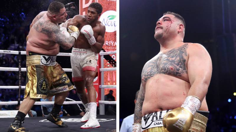 Andy Ruiz Jr Admits He Was Too Heavy For Anthony Joshua Rematch And Didn't Prepare