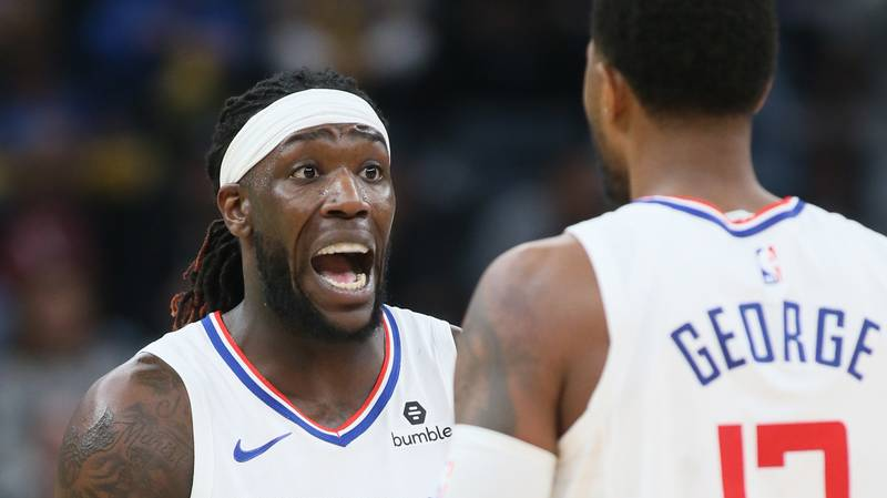 What Was Really Said In The Fiery Bust-Up Between Paul George And Montrezl Harrell