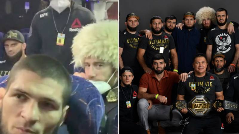 Khabib Nurmagomedov Reveals His Next Steps After Announcing UFC Retirement