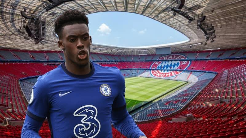 Bayern Munich Launch New Bid To Sign Callum Hudson-Odoi