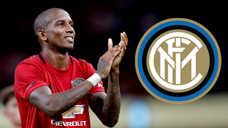 Inter In Talks To Sign Ashley Young From Manchester United