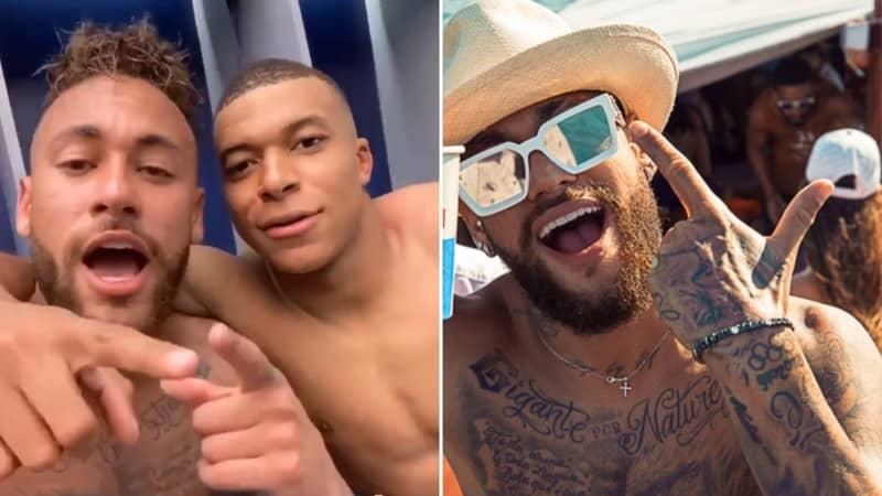 Neymar Brutally Trolls RB Leipzig After Paris Saint-Germain Reach Champions League Final