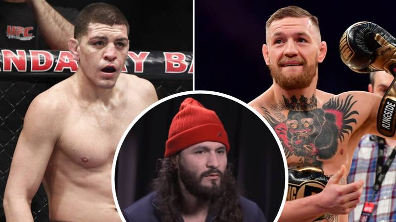 Jorge Masvidal Says He's Fighting Nick Diaz Next Then Conor McGregor