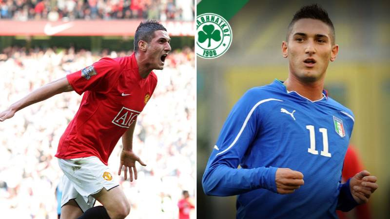 Former Manchester United Youngster Federico Macheda Signs For Panathinaikos