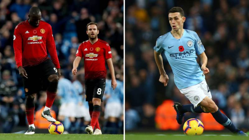 Phil Foden Stat Further Proves How Poor Manchester United Played