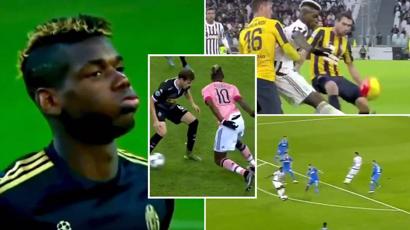 Paul Pogba's Incredible 15/16 Season Highlights Show Why Manchester United Paid £89 Million For Him
