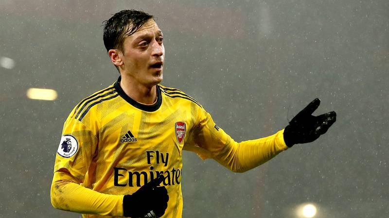 The Staggering Money Mesut Ozil Has Earned Doing Very Little This Season