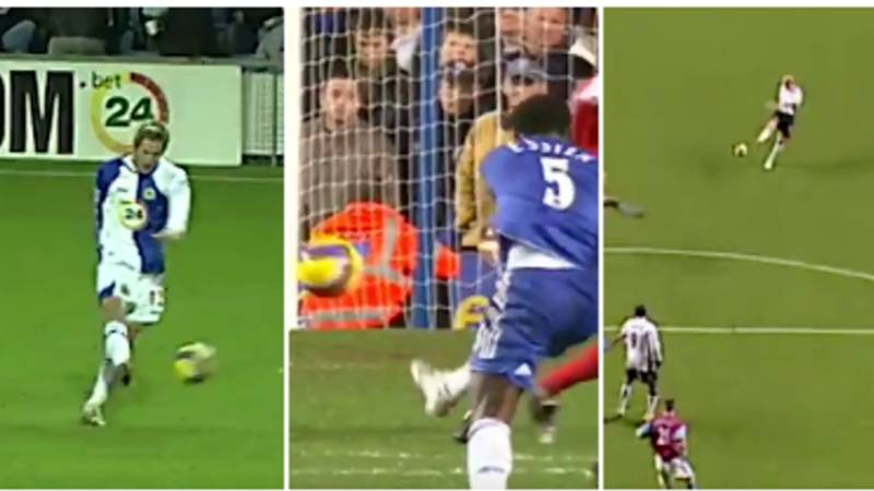The Premier League Goal Of Month Nominations For December 2006 Will Never Be Topped