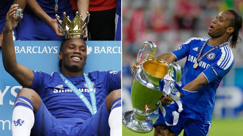 Chelsea Hero Didier Drogba Has Officially Retired From Football