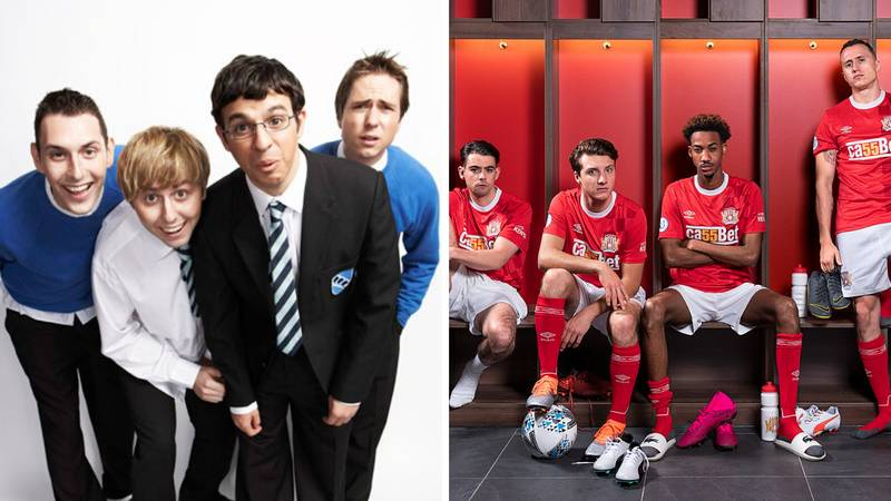 A Football Version Of 'The Inbetweeners' Is Coming Soon And The Trailer Has Just Dropped