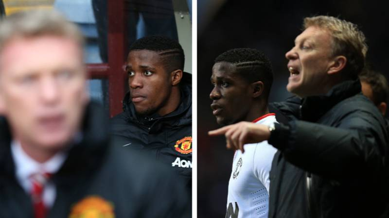 Wilfried Zaha Opens Up On Rumours That He Slept With David Moyes's Daughter