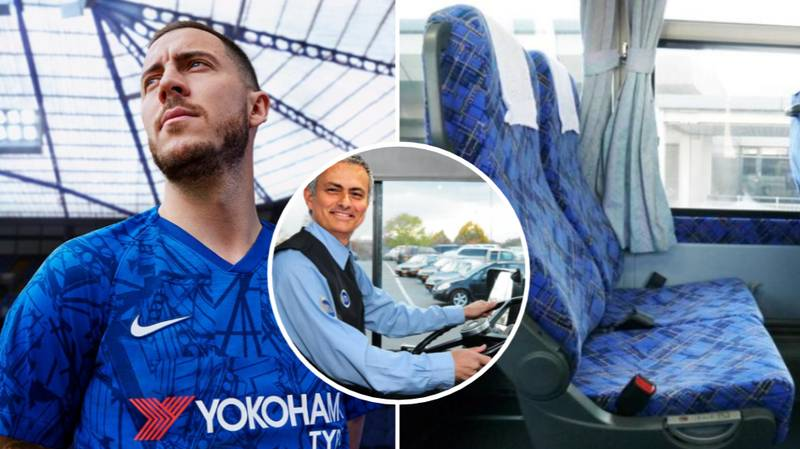 People Are Comparing Chelsea's New Home Kit To A Bus Seat