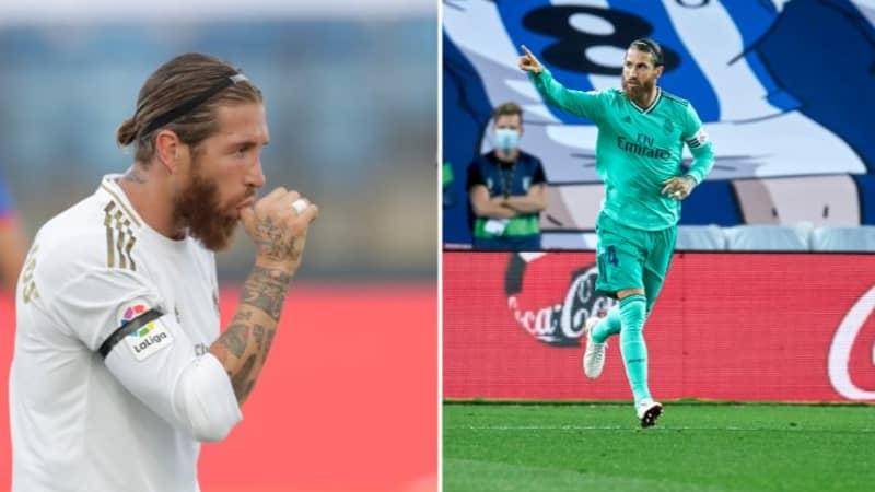 Sergio Ramos Is Now The Top Scoring Defender In La Liga History