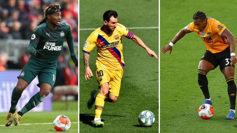 The Top Ten Most Successful Dribblers In 2019/20