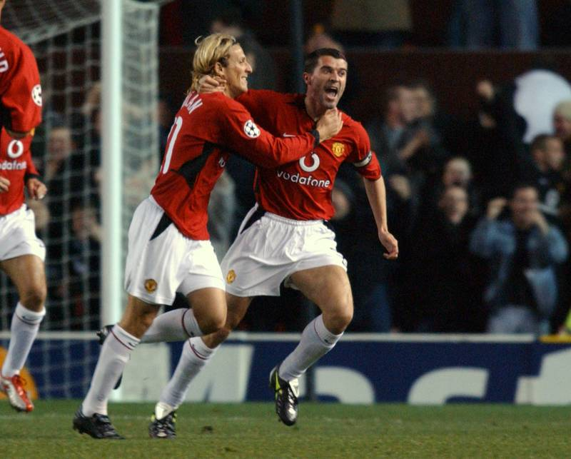 Diego Forlan Reveals What Roy Keane Thought Of Chelsea