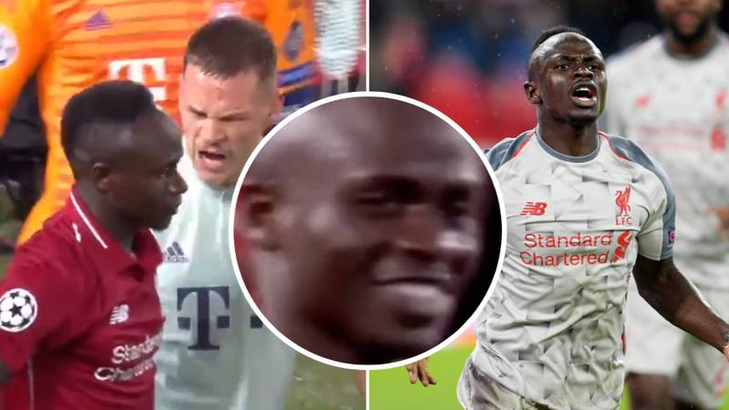 Liverpool's Sadio Mane Made Joshua Kimmich Pay For Shouting In His Face