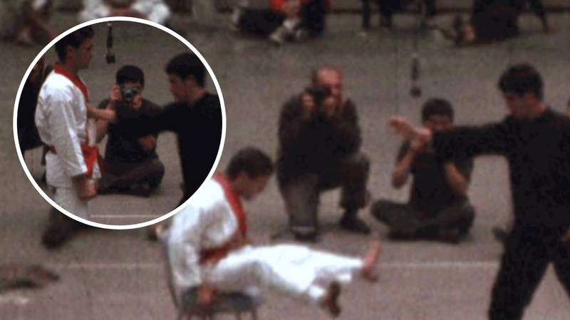 Bruce Lee's Incredible 'One-Inch Punch' Defied Physics And Knocked A Man '16 Feet Backwards'