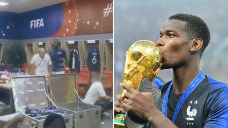 Paul Scholes Gives Harsh Assessment Of Paul Pogba