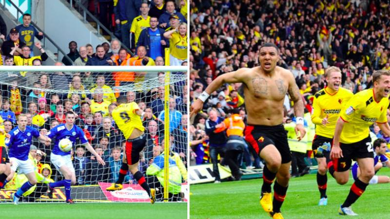 Five Years Ago Today That Watford-Leicester Play-Off Madness Took Place
