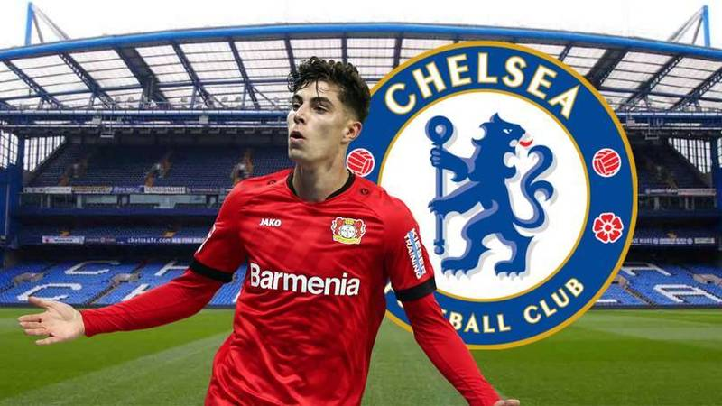 Bayer Leverkusen Accept €100 Million Bid For Kai Havertz From Chelsea