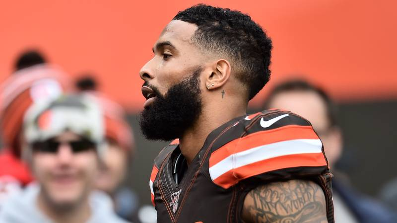 Odell Beckham Jnr: 'The NFL doesn't see us as human'