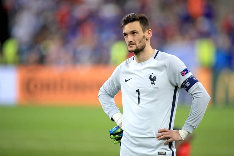 WATCH: Hugo Lloris Appears To Injure Himself Prior To Eder's Euro 2016 Winner