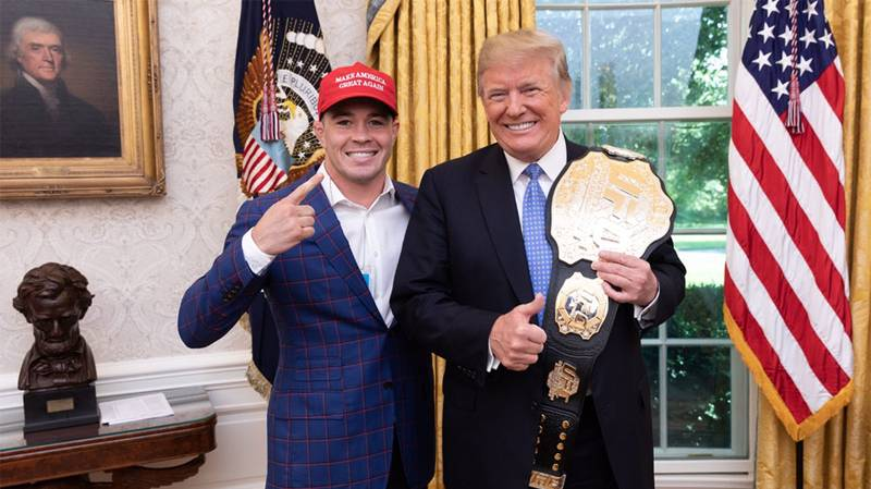 Colby Covington Reignites Feud With LeBron James By Challenging Him To A Boxing Bout