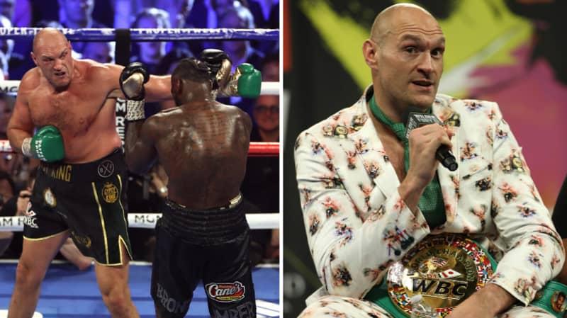 Frank Warren Confirms Tyson Fury Vs Deontay Wilder III 'Penciled In' For July