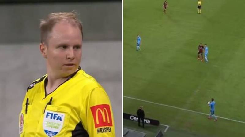 Manager Asks Balding Linesman If 'Hair Got In His Eyes'